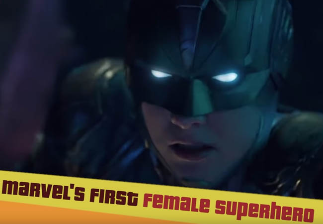 marvels first female superhero