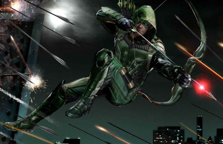 how to cosplay green arrow