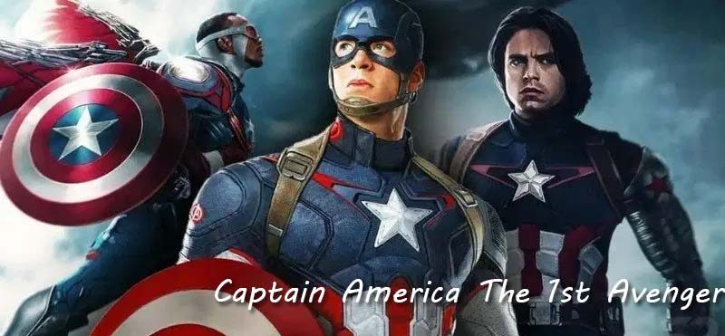 Captain America The 1st Avengers
