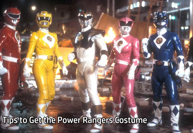 Tips to Get the Power Rangers Costume